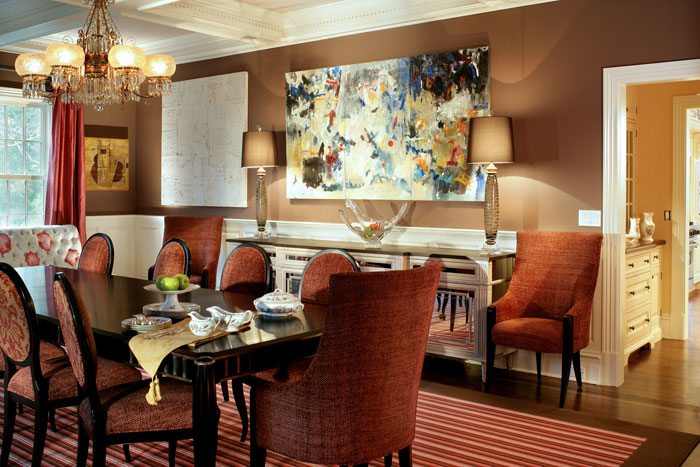 Dining Room ~ Greenwich, CT