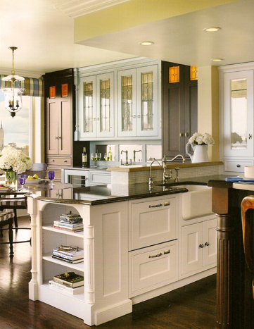 Shipyard Penthouse Kitchen Design