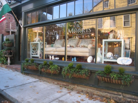 Swift-Morris Interiors Newport