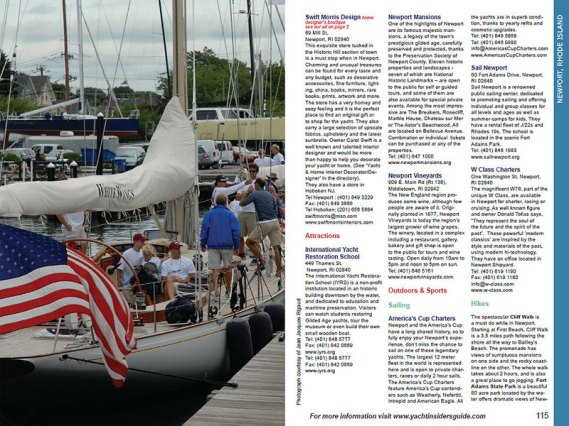 Yacht Insider's Guide