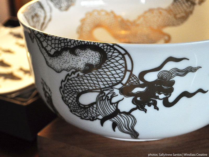 Caskata Dragon Bowl