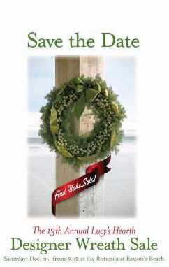 Lucy's Hearth Designer Wreath Sale