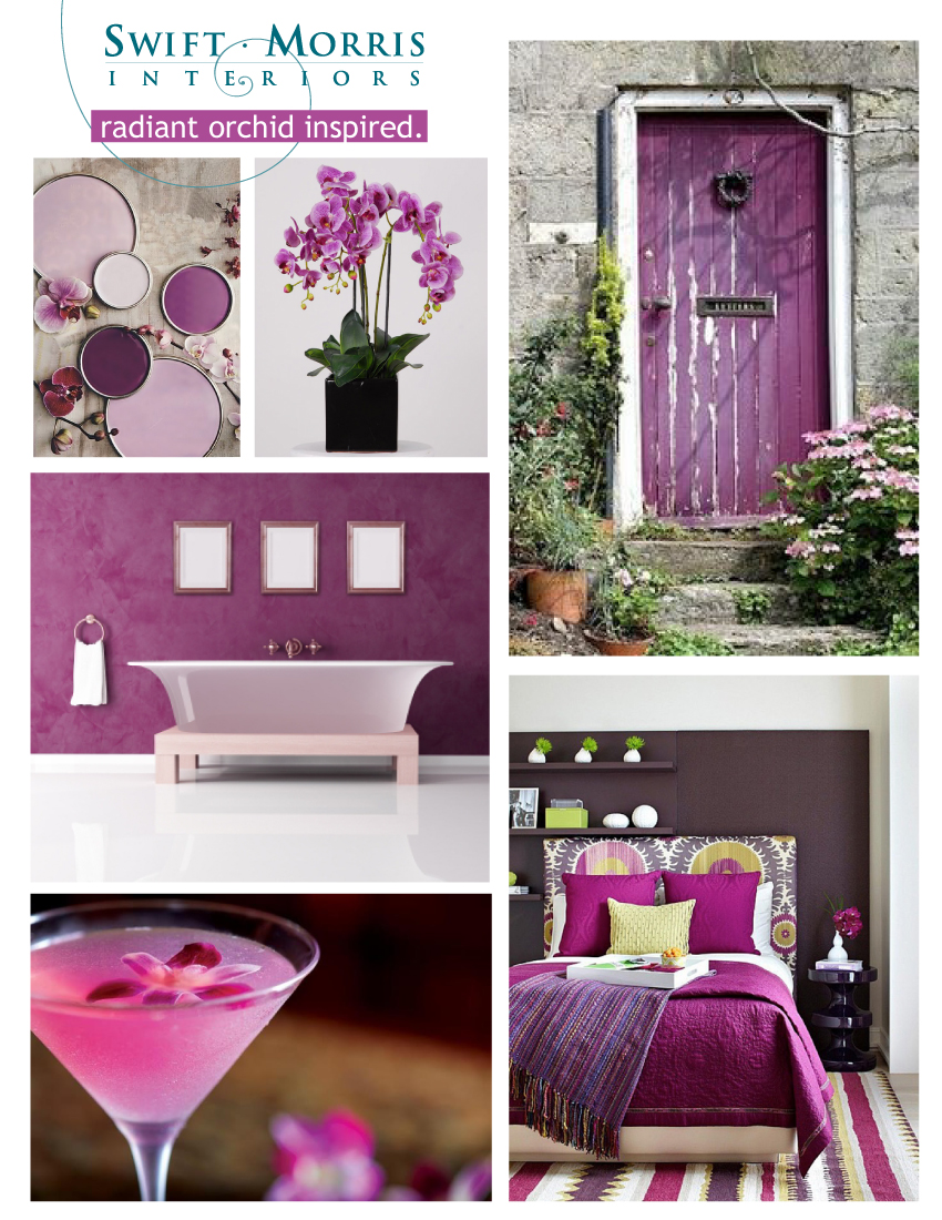 Radiant Orchid Inspirations
