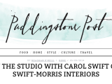 SWIFT-MORRIS FEATURED ON PUDDINGSTONE POST