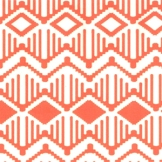 Bargello Coral
