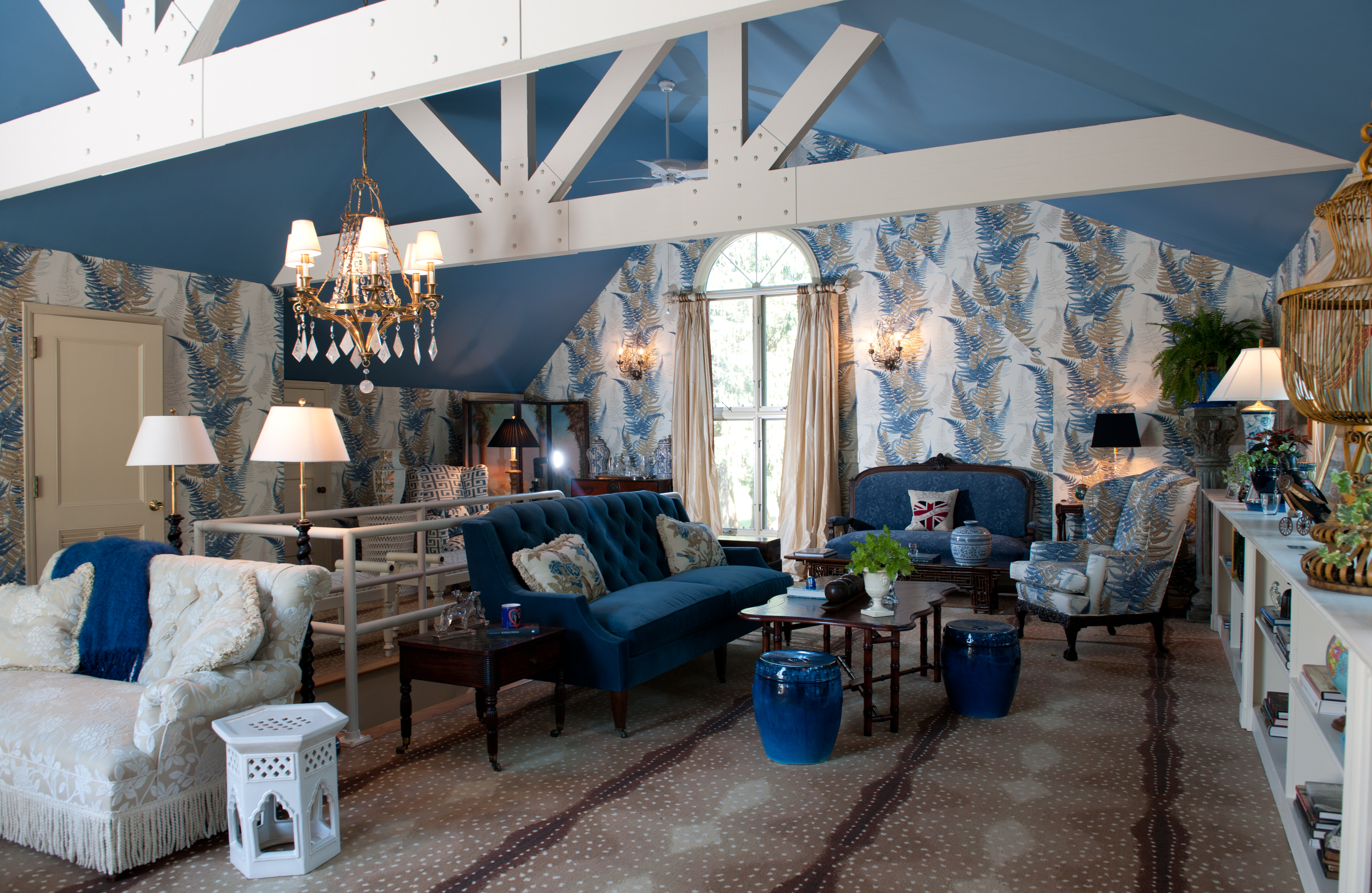 Stately Homes Showhouse Swift Morris Interiors