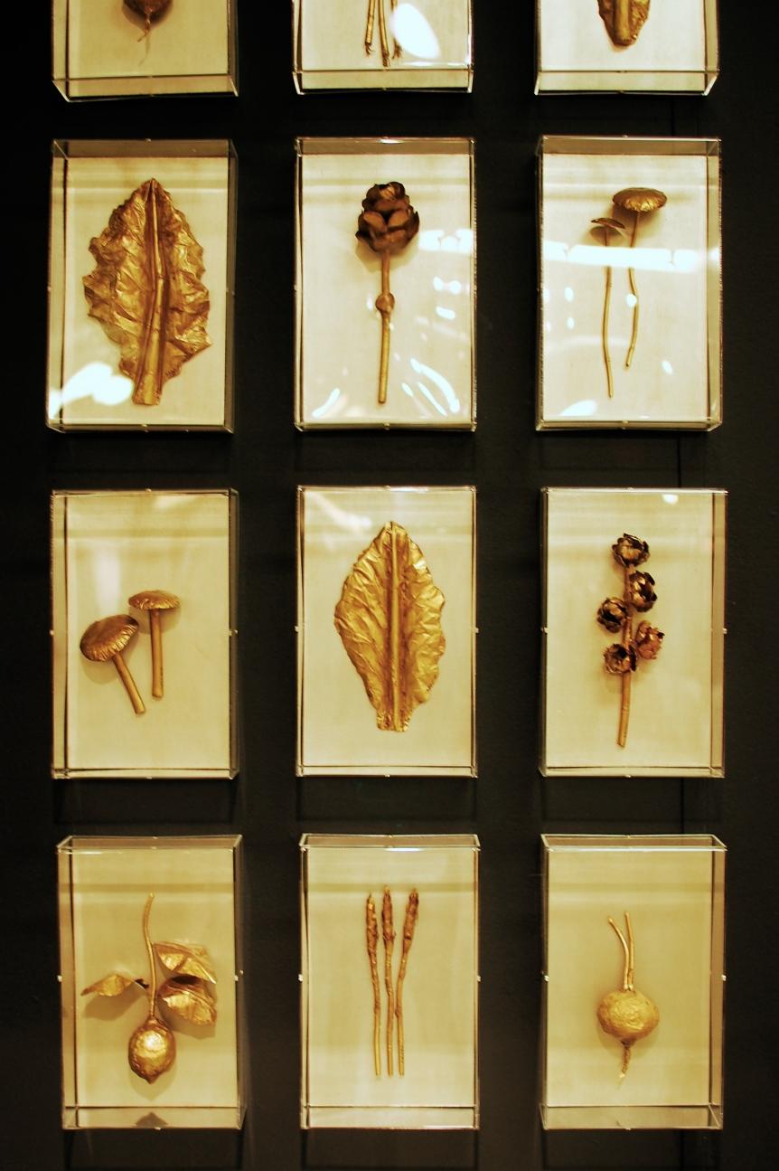 Gold-plants