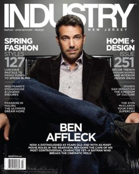 Industry Magazine, April 2016