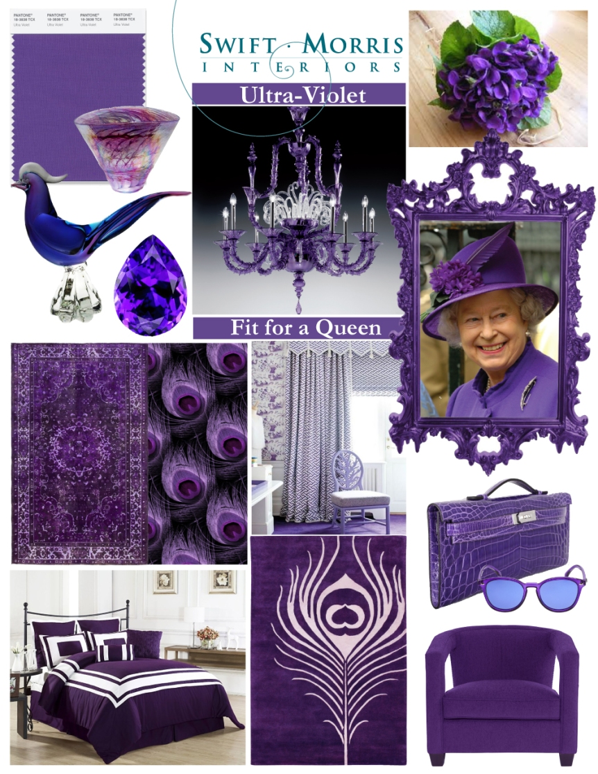 Ultra Violet, Pantone's 2018 Color of the Year